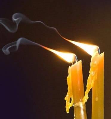Приворот на скрученные свечи: правила и тонкости проведения обряда