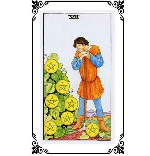 6 (шестёрка) пентаклей таро: значение в отношениях, любви, работе
