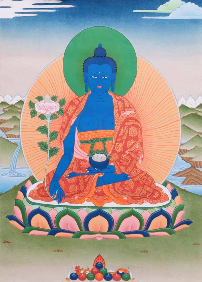 Мантра здоровья и исцеления: сила 4 божеств