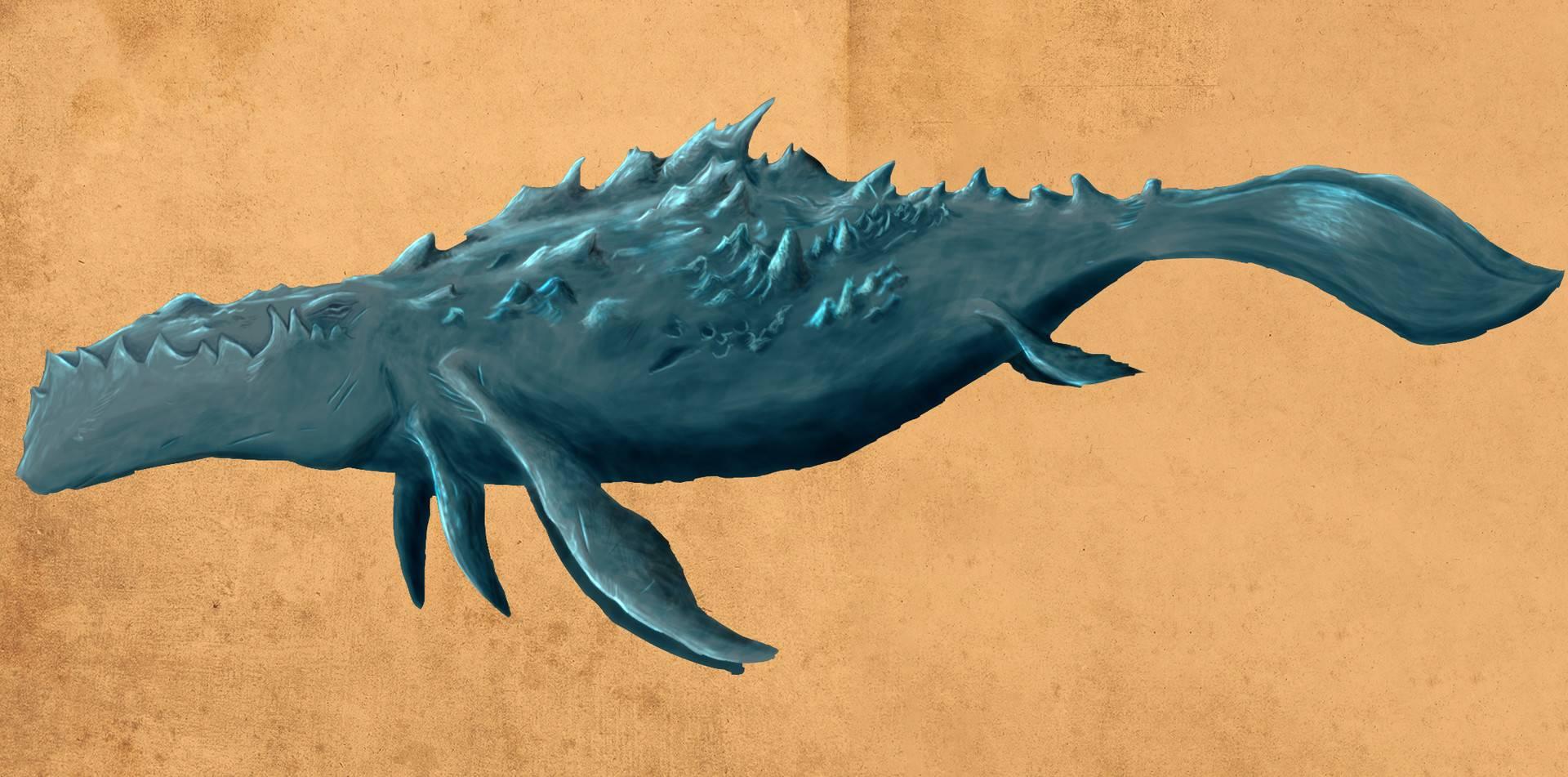 Левиафан - происхождения существа, легенды и мифы, значение в культуре - 24сми