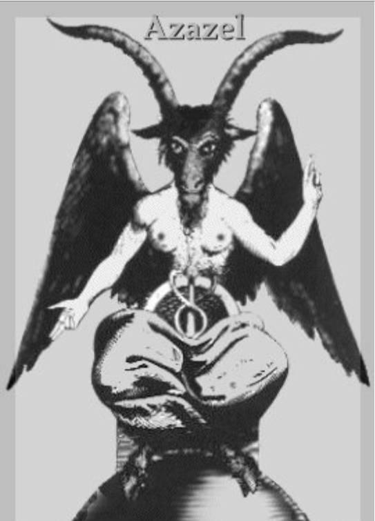 Демон азазель | potu-storony.ru