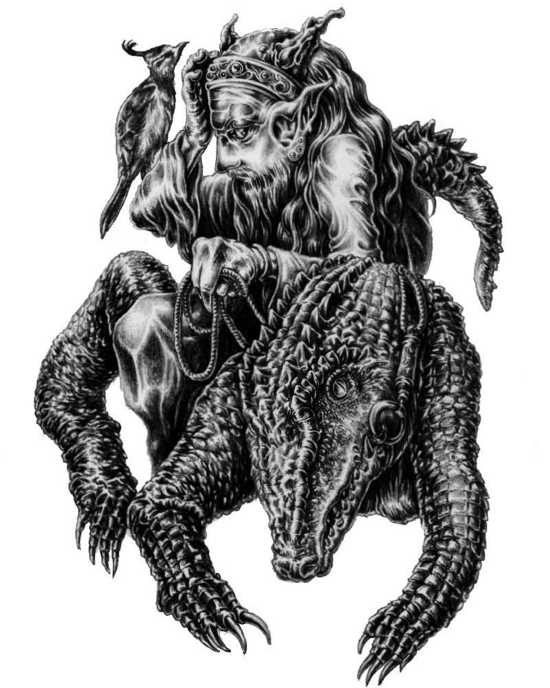 Гоэтия – краткое описание 72 демонов запечатанных соломоном