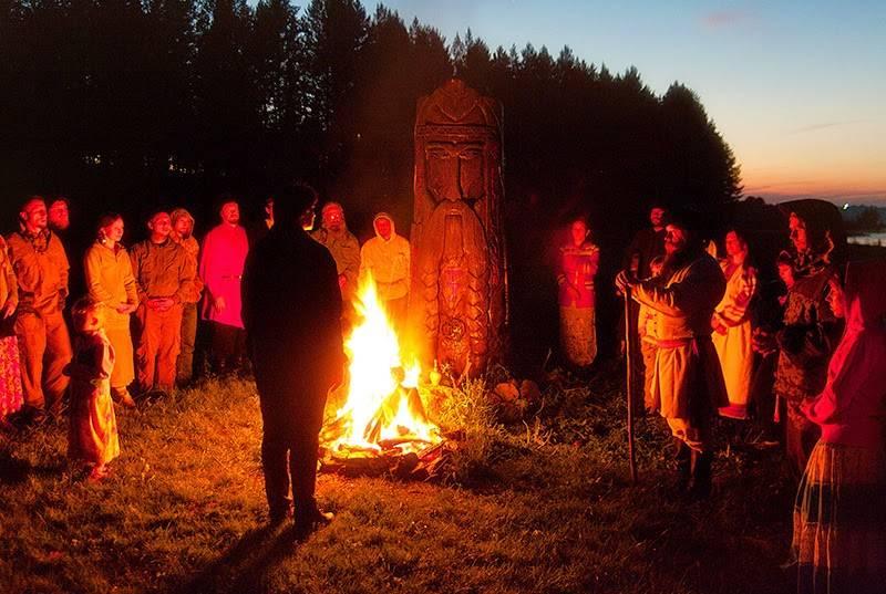 Хеллоуин vs велесова ночь   велесова ночь: обряды - светлояр