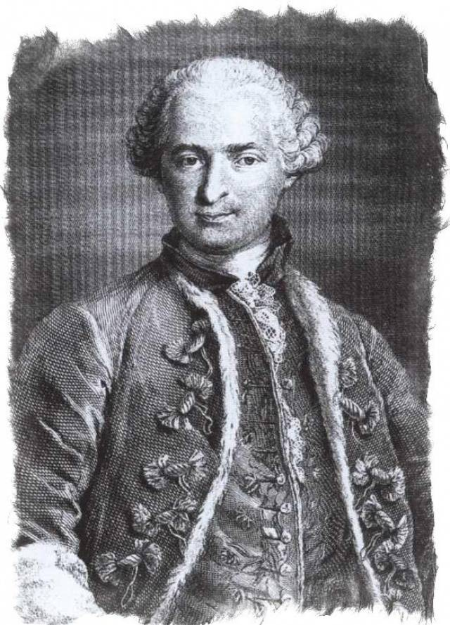 Граф Сен Жермен — биография великого алхимика