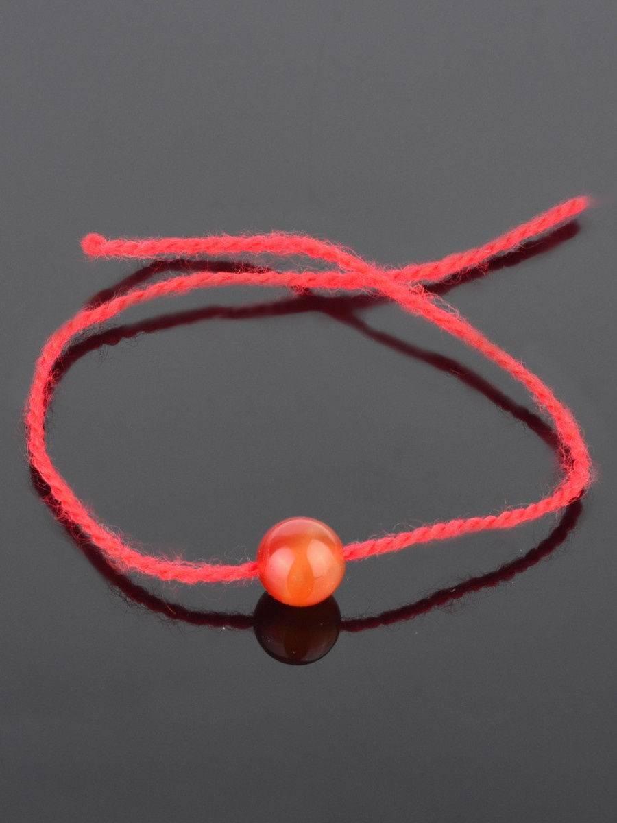 Браслет-оберег своими руками: как сделать из красной нити от сглаза и порчи