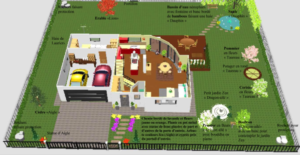 Оформить участок по фен-шуй: особенности расположения, элементы оформления, зоны фен-шуй. как работать с диаграммой ба-гуа? секреты украшения сада