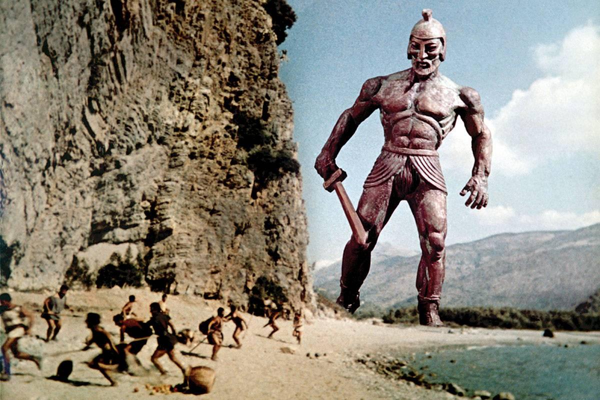 Талос: древнегреческий робот. великие тайны и загадки истории