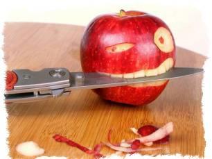 Сломанный нож. упали ножи — примета и другие суеверия про холодное оружие