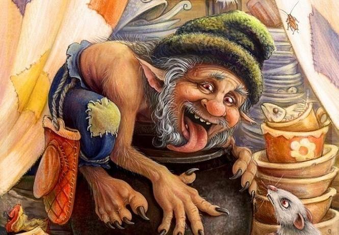 Брауни (фольклор) — википедия. что такое брауни (фольклор)