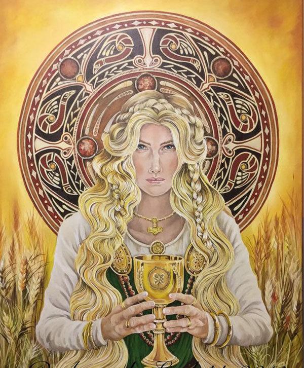 Кельтская мифология - мифология древних народов мира