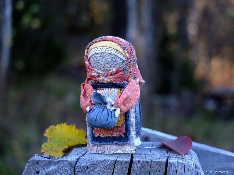 Кукла подорожница своими руками