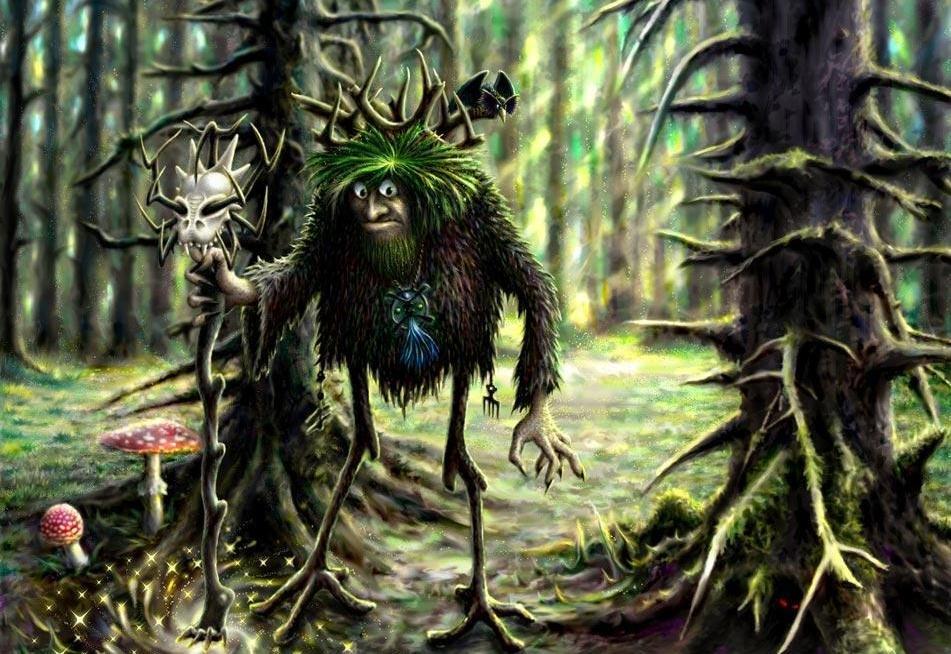 Леший (лесовик): как выглядит, кто такой, как вызвать