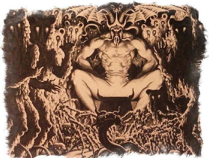 Архангел-люцифер | supernatural.wikia.ru вики | fandom