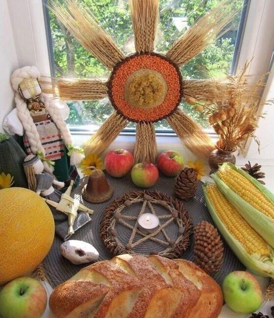 Лугнасад(ламмас) праздник 1 августа