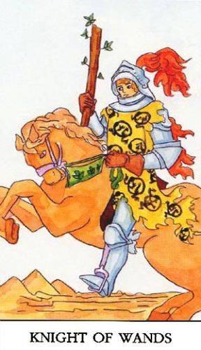 Рыцарь Мечей — значение и толкование карты