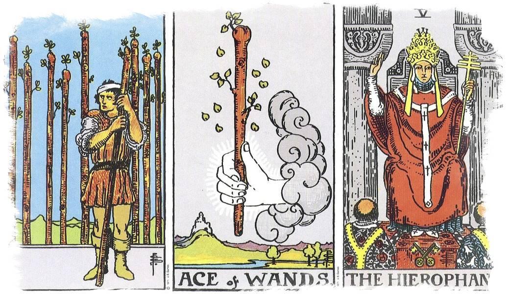 7 мечей – значение карты таро
