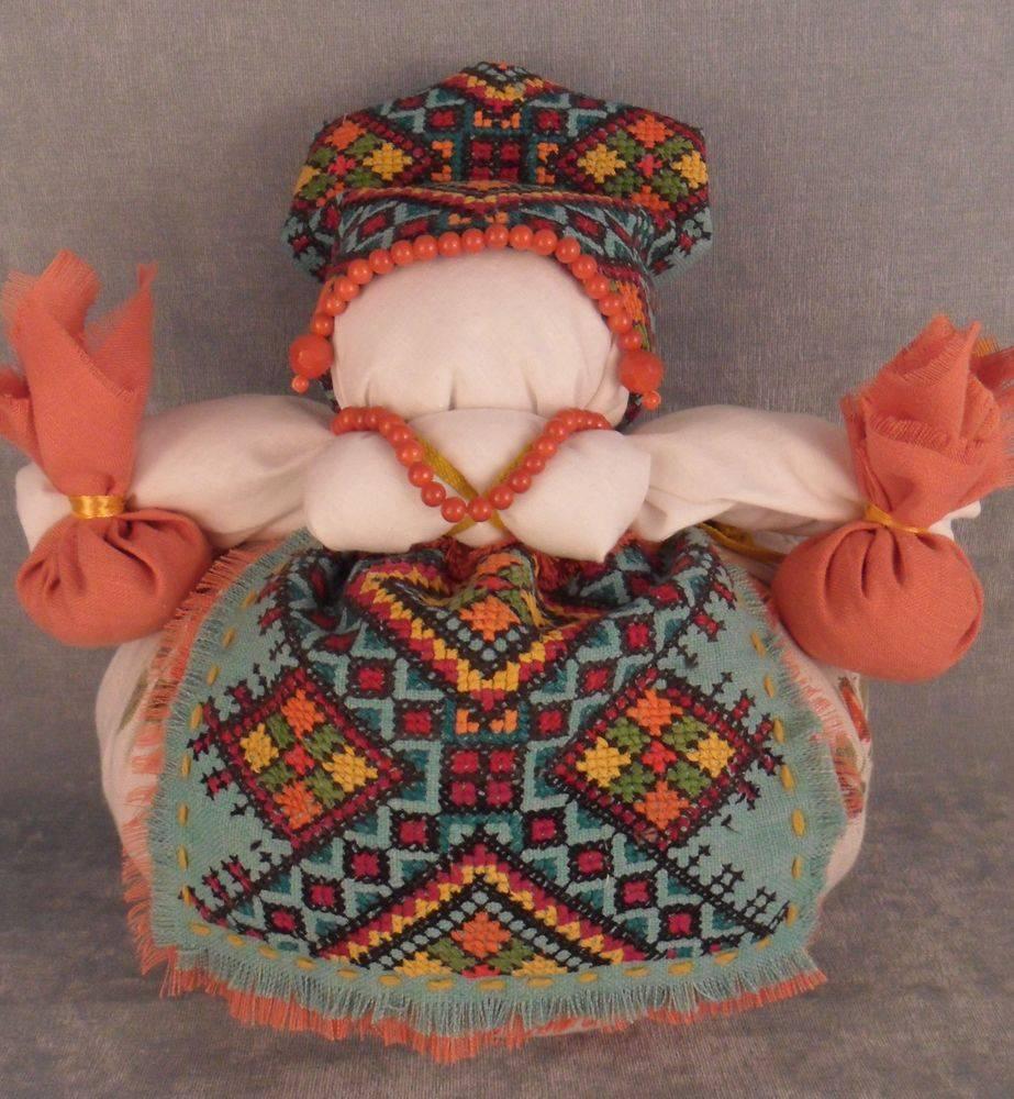Кукла кубышка травница своими руками: мастер-класс и значение