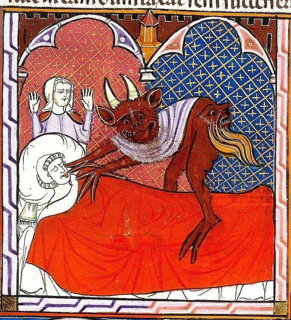 Что такое демонология и что рассказывает об укладе и иерархии демонов (9 фото)