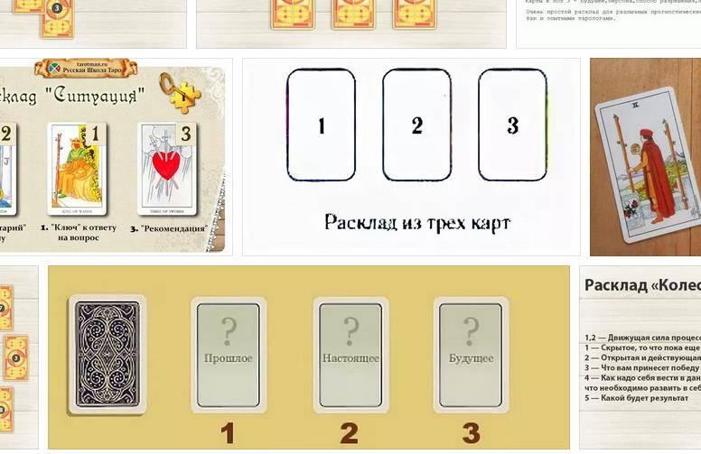 Гадание на ситуацию онлайн бесплатно ленорман: расклад на 3, 5 и 9 карт