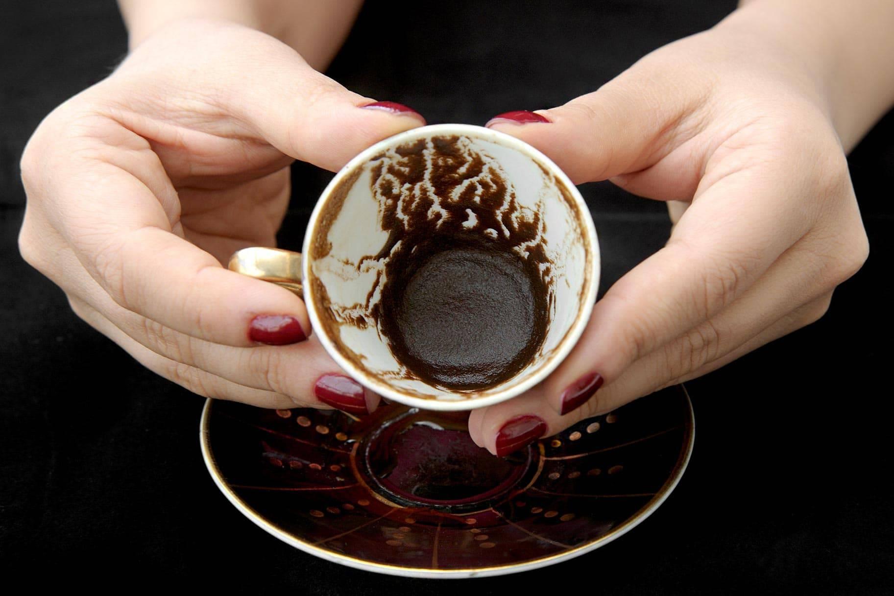 Гадание на кофейной гуще - древняя мудрость востока