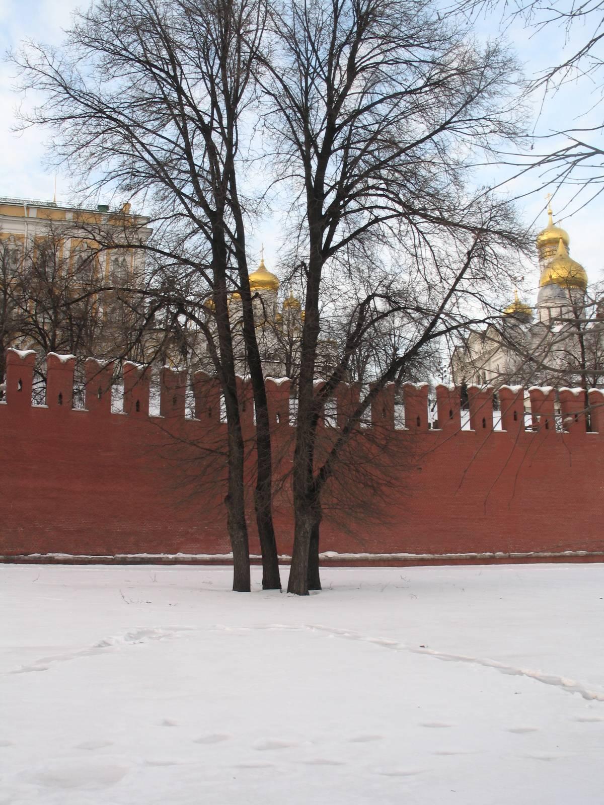 Места силы москвы