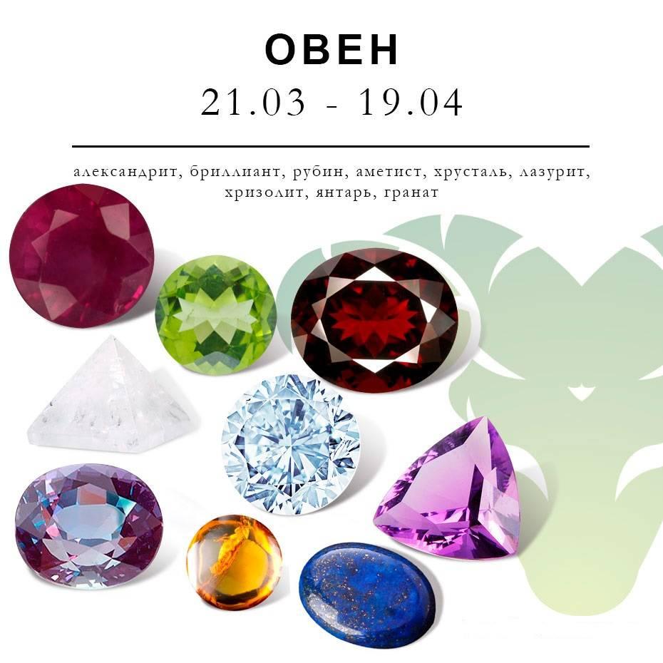 Драгоценные камни и гороскоп: какой подходит, по знаку зодиака, энергетика минералов, как зарядить талисман