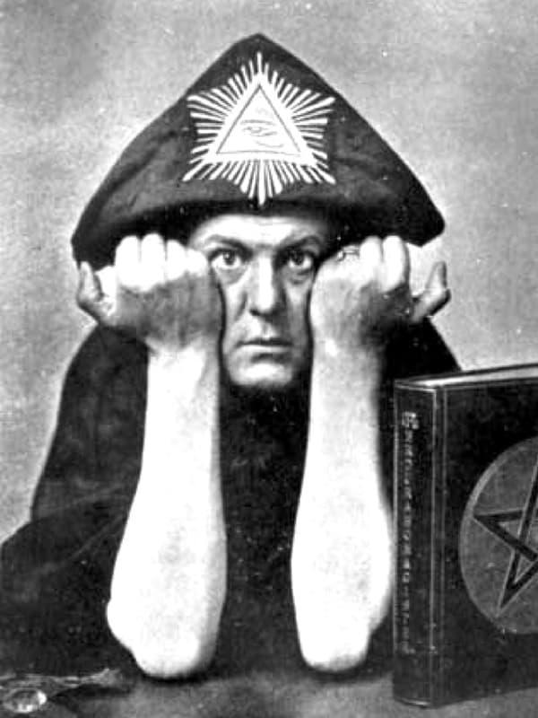 Алистер Кроули — великий и ужасный Зверь
