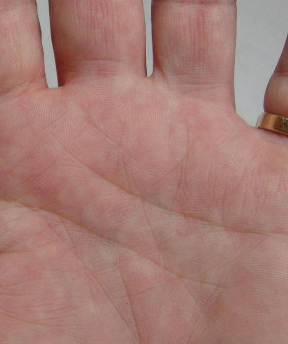 Линия богатства - хиромантия - символы достатка на руке и треугольник богатства