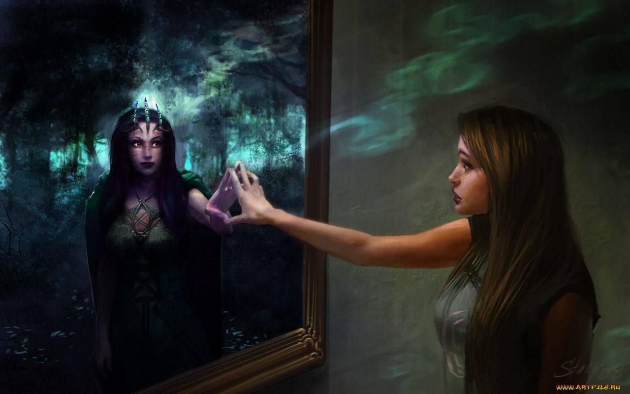 Магические свойства зеркал, о которых вы не знали