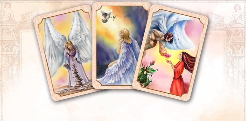 Таро ангелов хранителей и темных ангелов