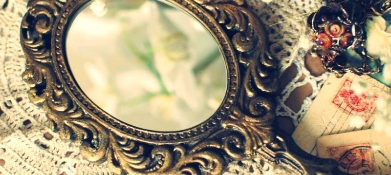 Можно ли дарить зеркало: приметы - дом солнца