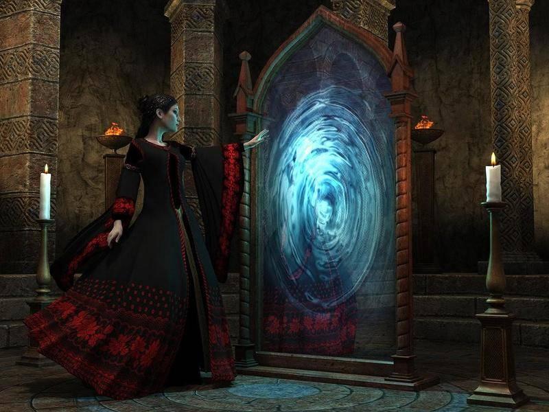 Магия зеркал: какое несет зло, все мистика в блоге касталены