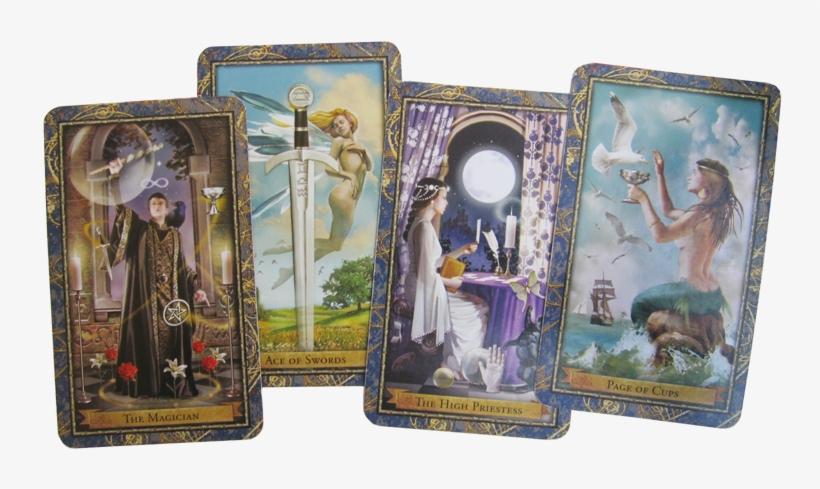 Галереи таро божественного наследия и таро снов  — о чем расскажут магические атрибуты?
