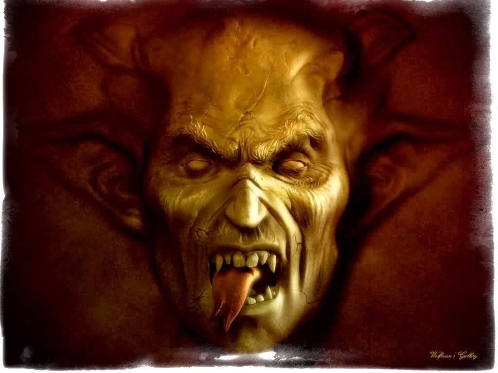 Призыв демона преисподней и заключение сделки с дьяволом
