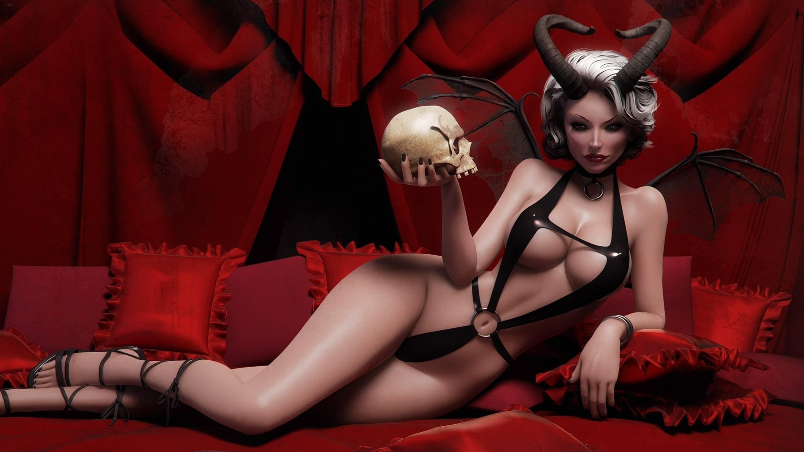 Демон лилит