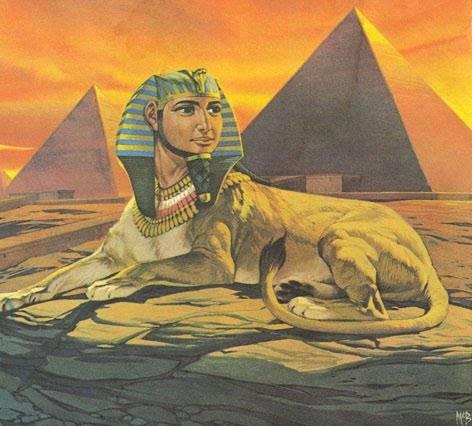 Мифы и легенды народов мира — список магические животных