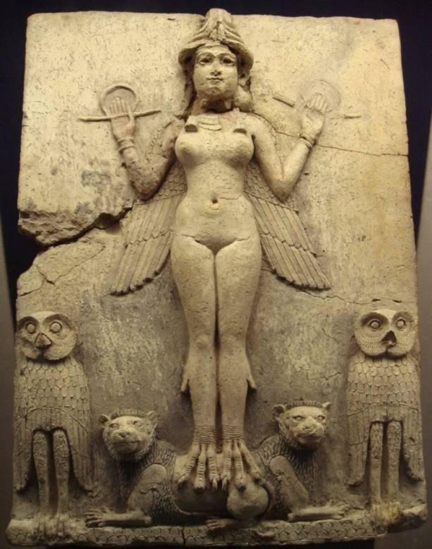 Лилит — первая жена адама, отказавшаяся быть вещью
