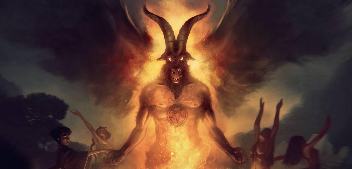 Разница между сатаной, дьяволом и люцифером