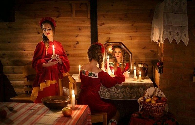 Святки: святочные гадания и приметы. святки в 2020 году