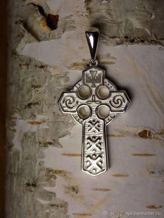 Значение славянского оберега крест лады богородицы (ладинец) для мужчин и женщин, а также что дает символ в виде тату и вышивки