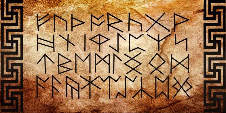 Язык рун: символы древних цивилизаций с описанием