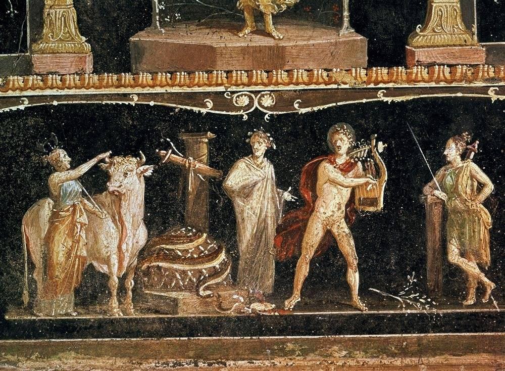 Боги рима – список и описание - русская историческая библиотека