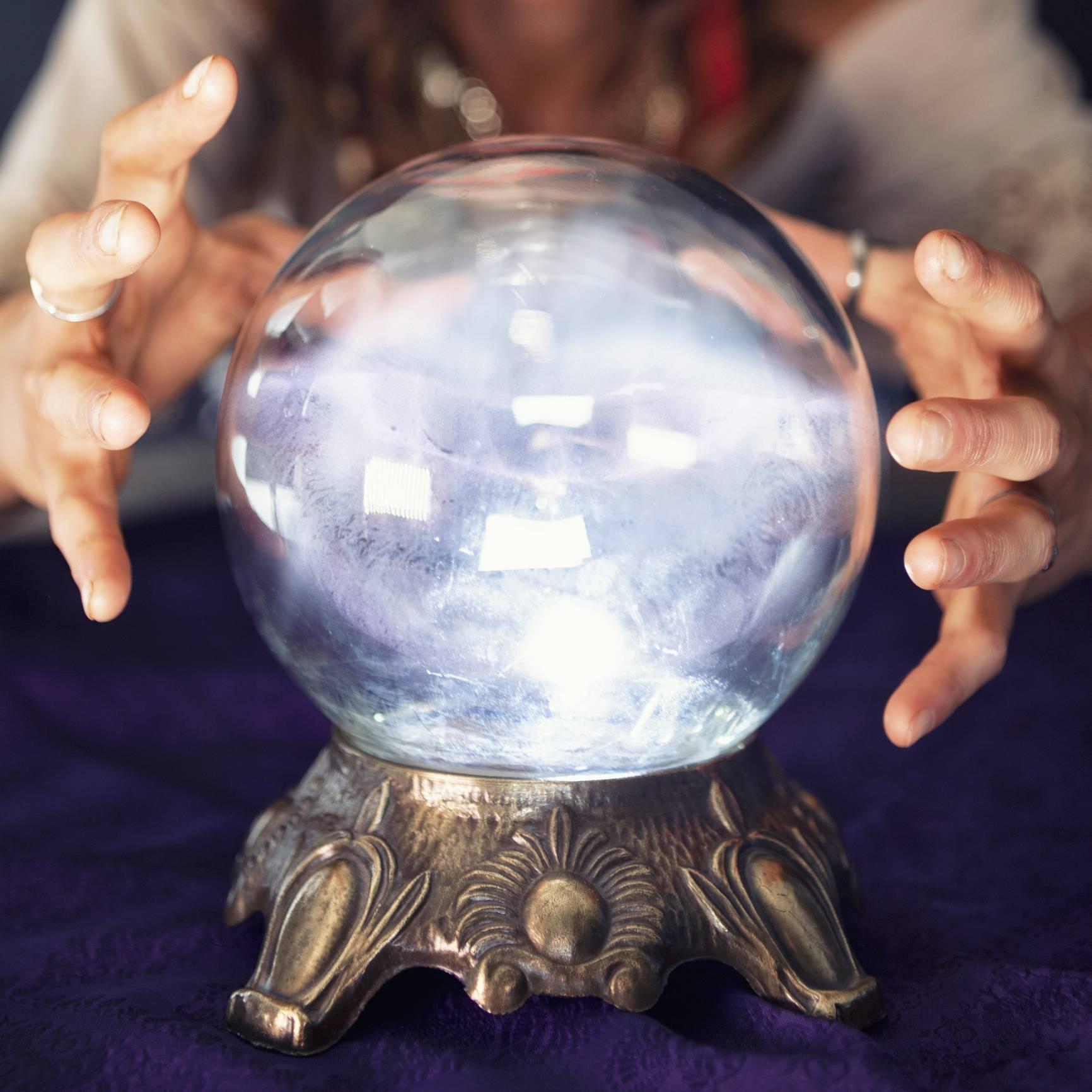 Хрустальный шар и магическое зеркало. где взять энергию? секреты практической магии эроса