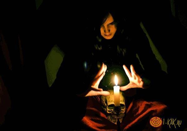 Вызов демона — отдать все за исполнение мечты   | магия любви