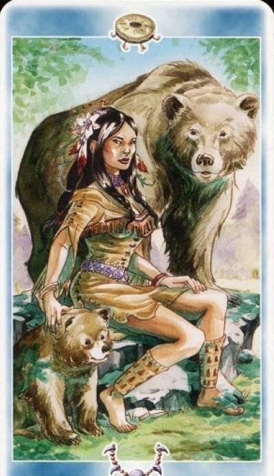 Значение карт из колоды таро шаманов: как правильно гадать