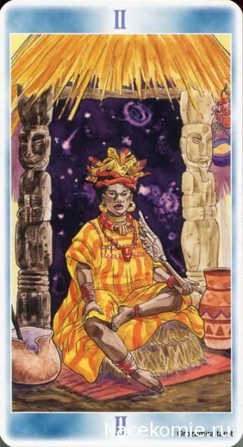 Таро шаманов — о чем поведают духи?