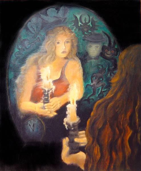 Гадание на суженого ряженого (на зеркале, на свечах, во сне и другие)