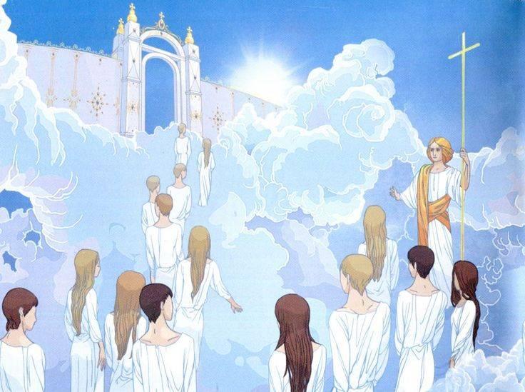 Видят ли нас умершие после смерти   православиум