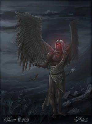 Ангелы смерти в мировых религиях и древних культурах