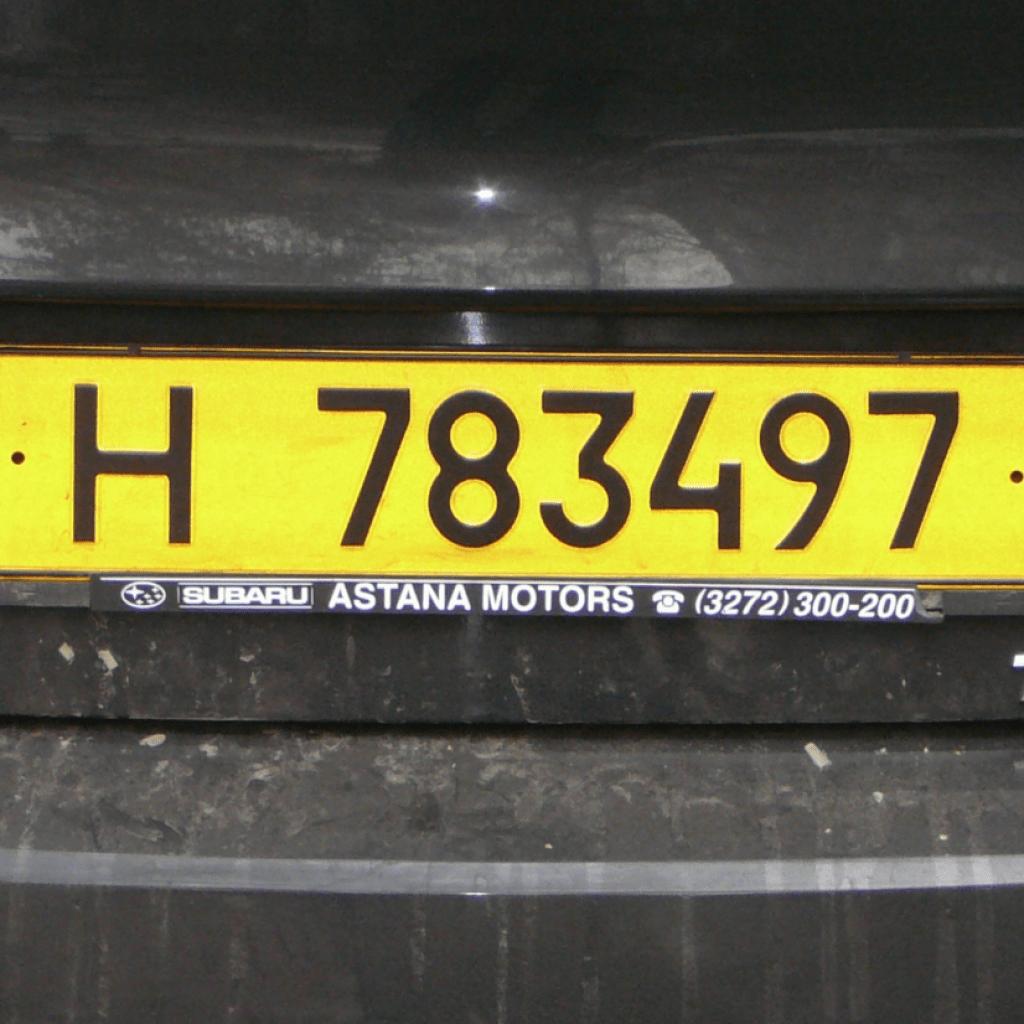 Нумерология номера машины:рассчитать совместимость авто и его владельца